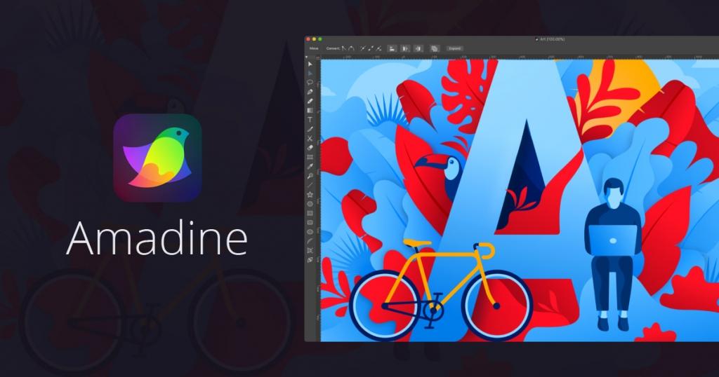 Amadine 1.0.4/矢量绘图新利器/MAC版插图