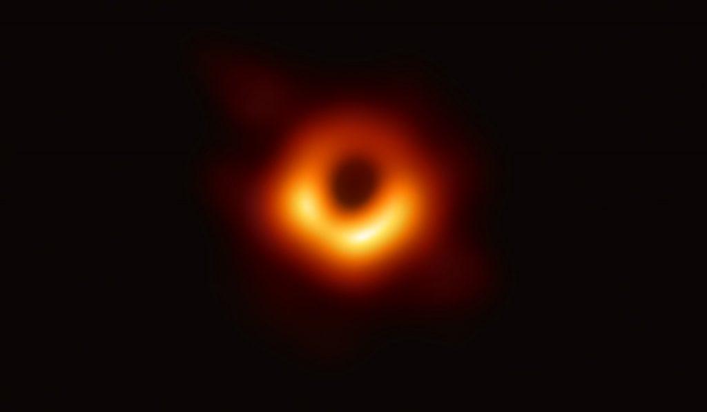 180Mb黑洞图像源文件插图