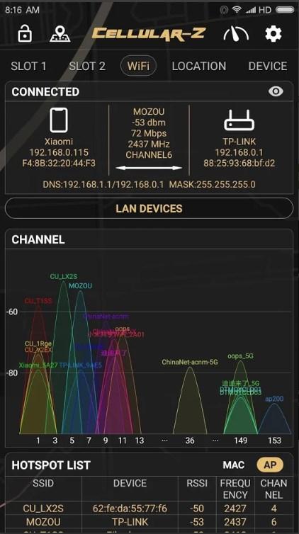 小众软件:Cellular-Z插图