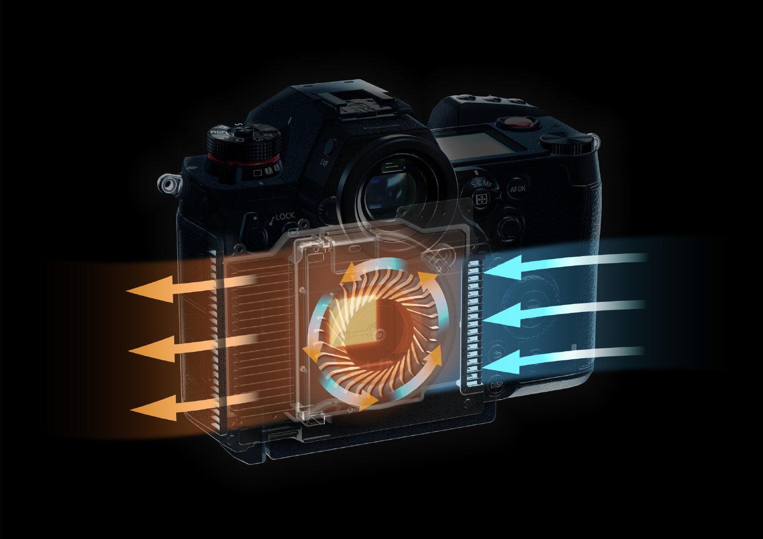 松下 Lumix S1H 是一款能 6K 录影的全画幅无反机插图(1)