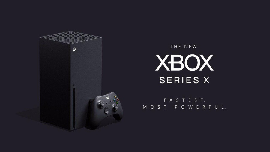 Xbox Series X-微软新发布的下一代游戏主机