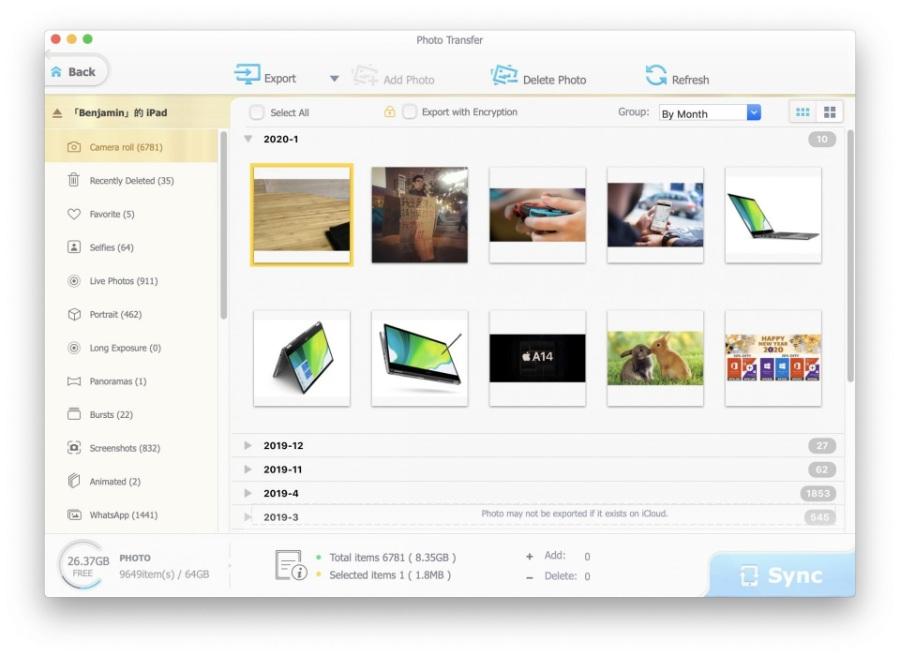 MediaTrans-iTunes 同步神器原价59.95 美元-限时免费