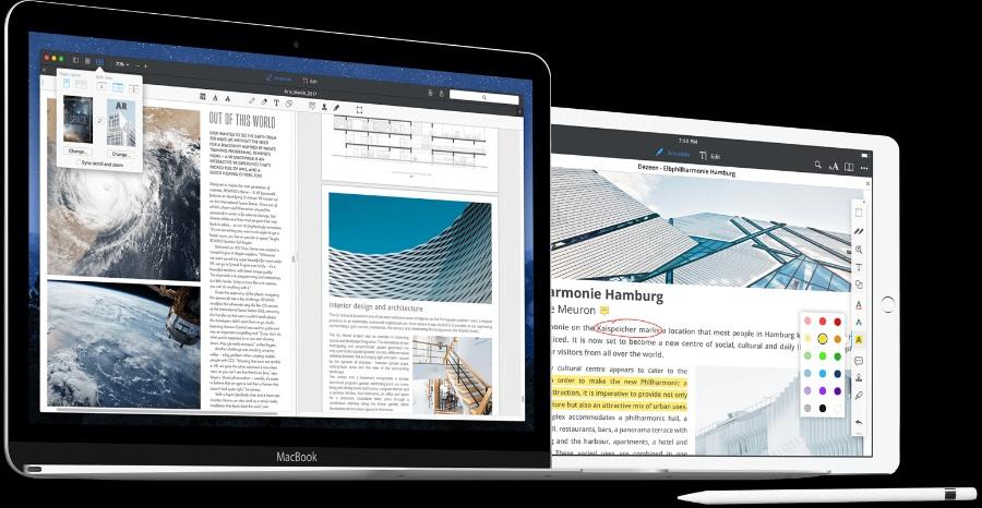 PDF Expert for Mac快速、轻巧、易用