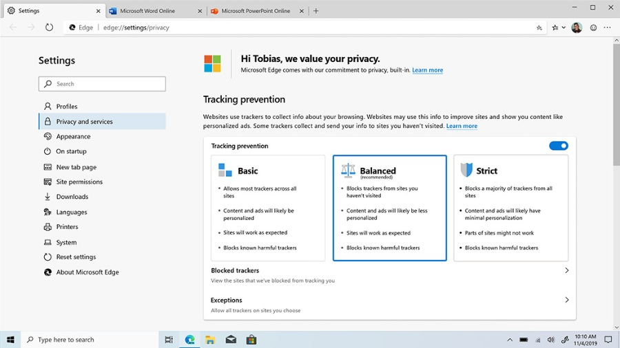 正式版Microsoft Chromium Edge发布下载