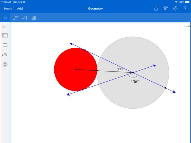 TI-Nspire™ iPad上最强大的计算器-限免中插图(2)