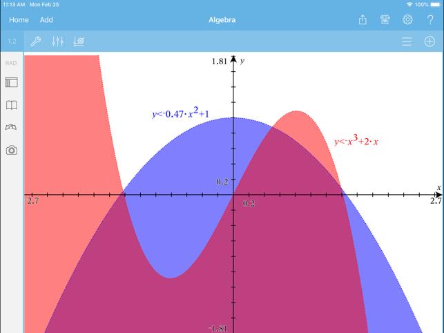 TI-Nspire™ iPad上最强大的计算器-限免中插图(5)