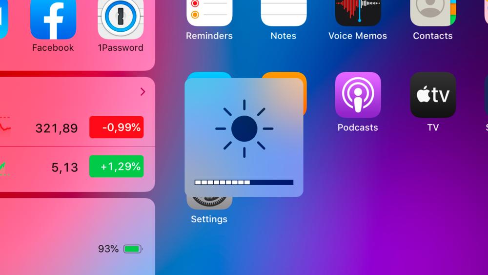 iPad-Brightness-HUD