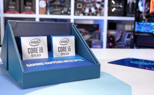英特尔酷睿i5-10600K与AMD Ryzen 5 3600与Ryzen 7 3700X对比测试 ,最佳第10代核心CPU?