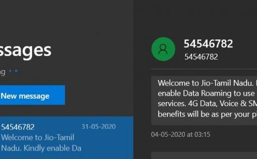 Microsoft Windows 10的Your Phone应用新功能